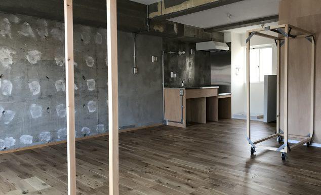 DIY可能なRCマンション